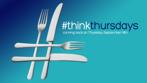 #thinkthursdays2